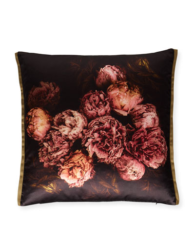 Vespertina Sepia Pillow