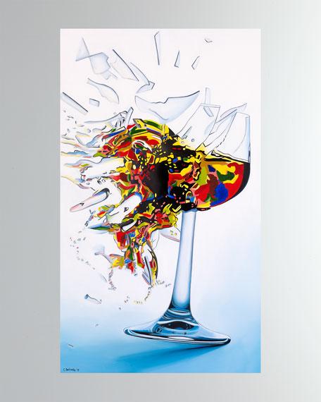 """Avalanche"" Fine Art Print"