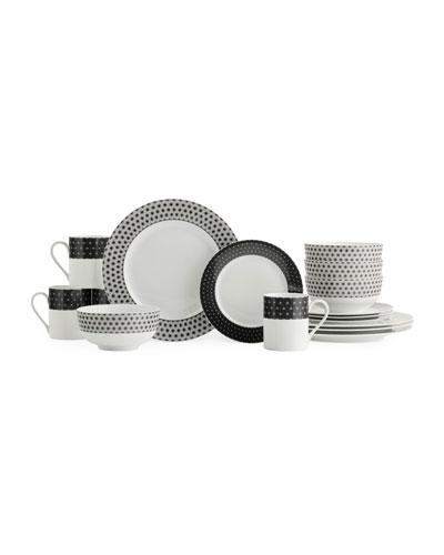 Retrospect 16-Piece Dinnerware Set