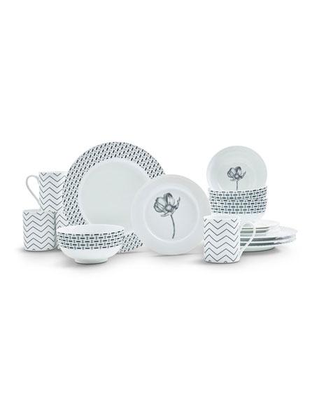 Stella 16-Piece Dinnerware Set