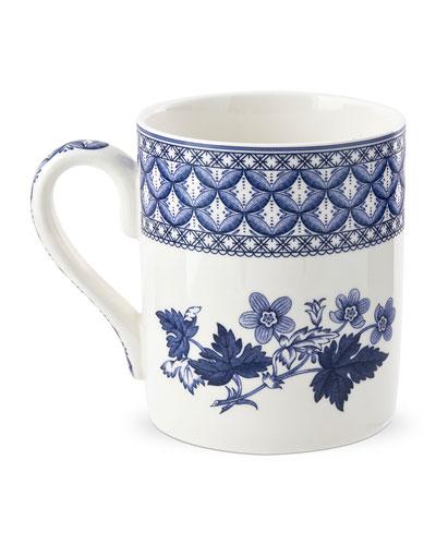 Blue Room Geranium Mug