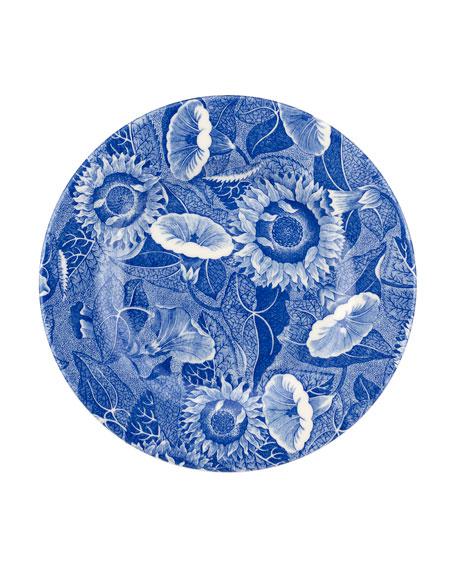 Blue Room Sunflower Salad Plates, Set of 4