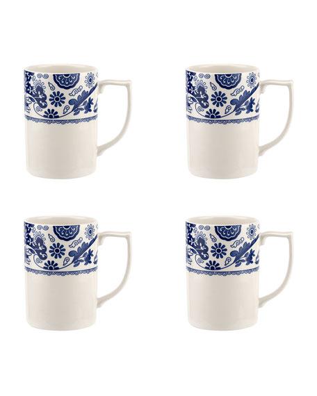 Brocato Mugs, Set of 4