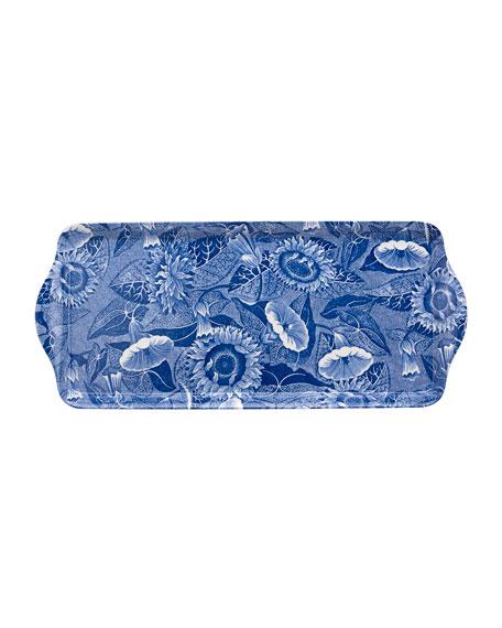 Blue Room Sunflower Melamine Tray