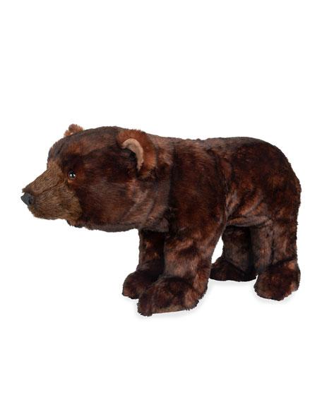 Cinnamon Bear Footrest