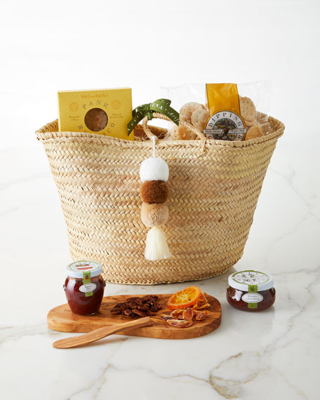 Exclusive Antipasti Basket