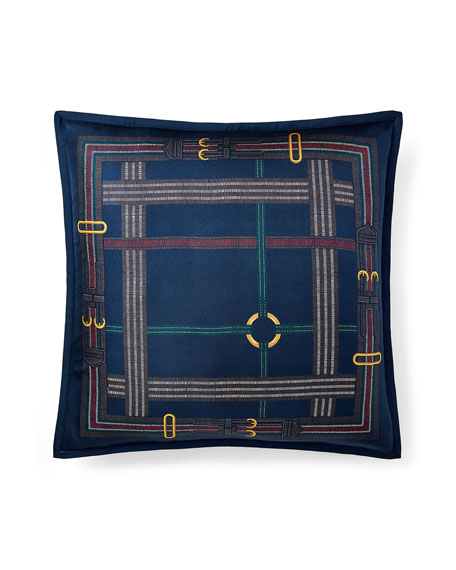 Ledbury Silk Pillow