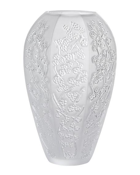 Large Sakura Vase