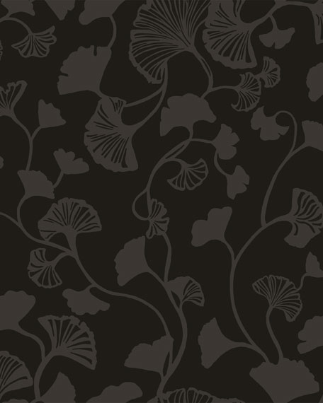 Gingko Trail Wallpaper