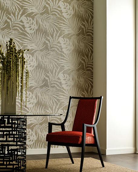 Paradise Palm Wallpaper Sample
