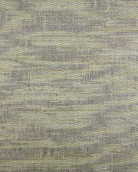 Metallic Jute Wallpaper