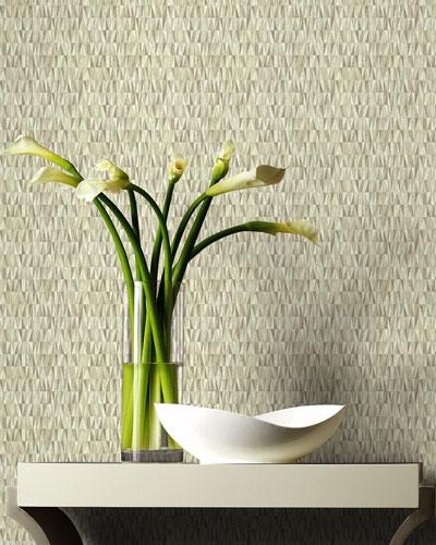 Opaline Wallpaper Sample