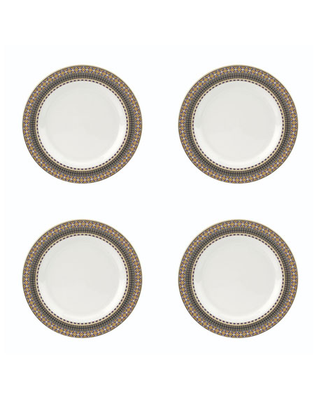 Atrium Dinner Plates, Set of 4