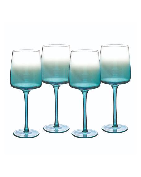 Atrium Wine Glasses, Set of 4