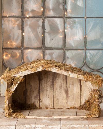 Nativity Creche