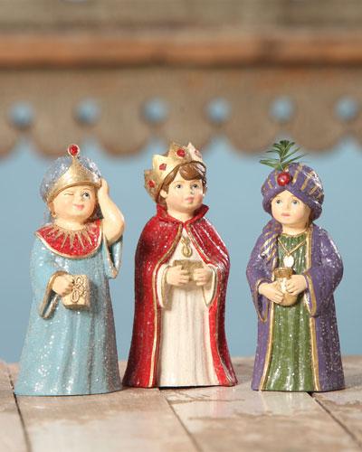 Three Wise Men Set