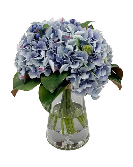 Hydrangea Berry Mix in Vase