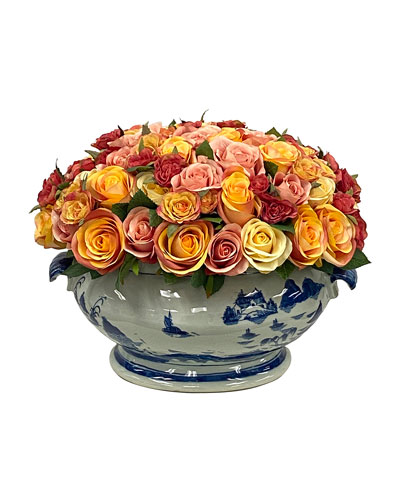 Rose Mix Centerpiece