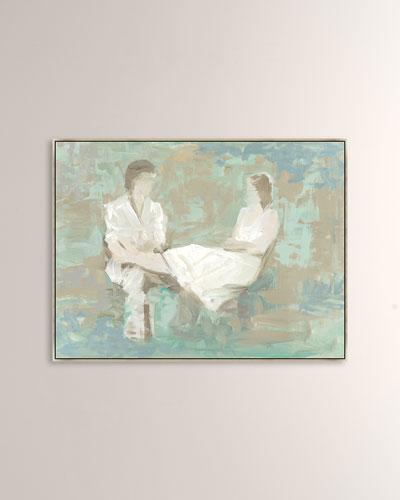 Love Chances I Giclee on Canvas Wall Art
