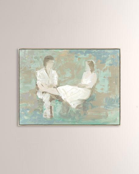 """Love Chances I"" Giclee on Canvas Wall Art"