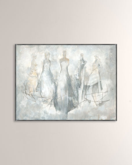 """""""Fade Into You"""" Giclee on Canvas Wall Art"""