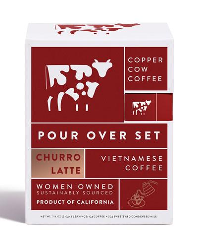 Churro Latte Kit  5-Pack