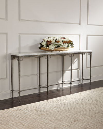 Bennett Sofa-Height Console Table