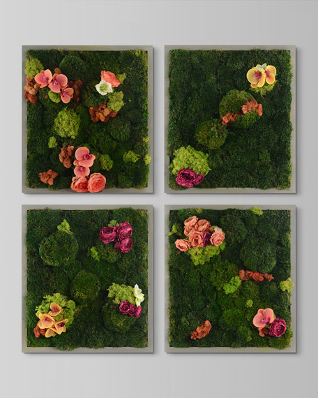 """Garden Delight D"" Wall Decor"