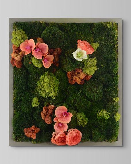 """""""Garden Delight A"""" Wall Decor"""