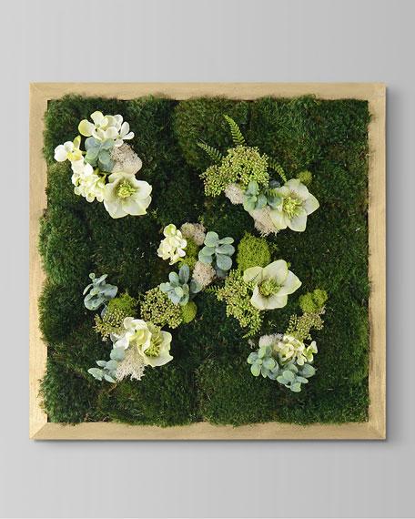"""Moss Meadows"" Wall Decor"