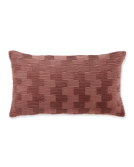 Sashay Peony Lumbar Pillow