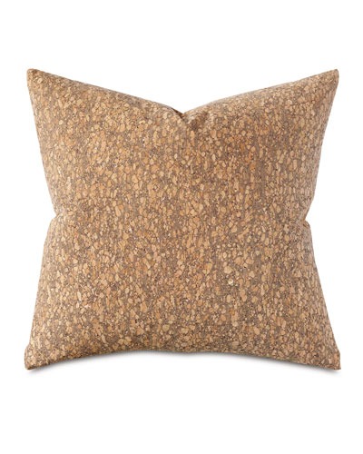 Querkus Tan Pillow