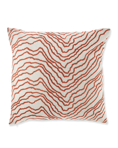 Nyala Tangerine Pillow