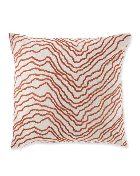 Nyala Tangerine Pillow