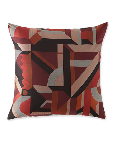 Baughman Ruby Pillow