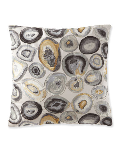 Opal Gray Pillow
