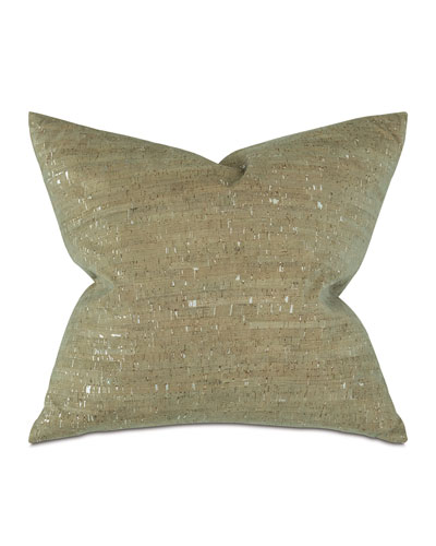 Ilex Green Pillow
