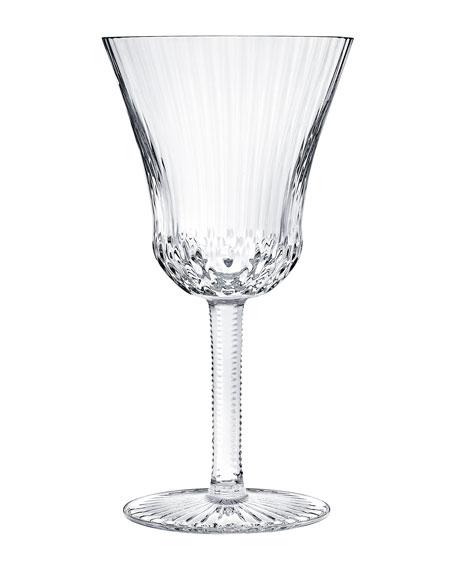 Saint Louis Crystal Apollo Water Glass