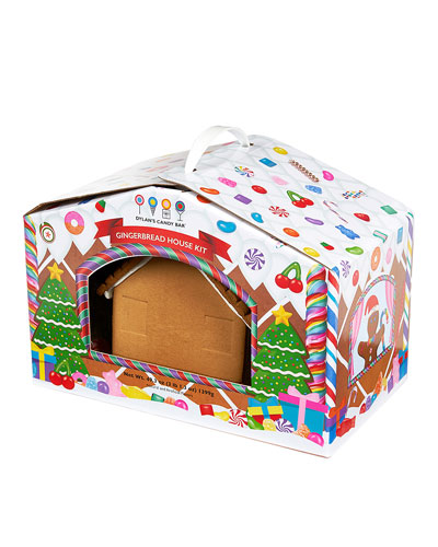 Deck The Halls Gingerbread House Kit