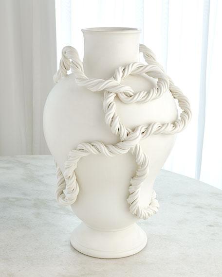 Twisted Vine Vase
