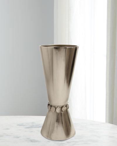 Flip Flop Nugget Vase