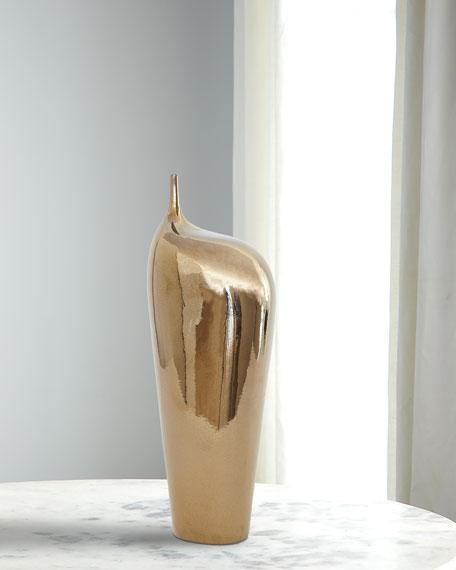 Offset Neck Object - Large