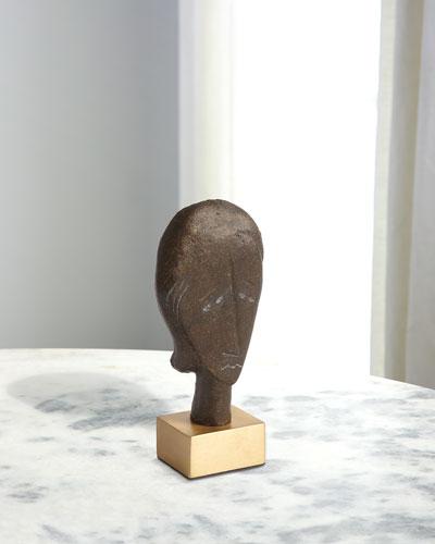 Mod Lady Sculpture