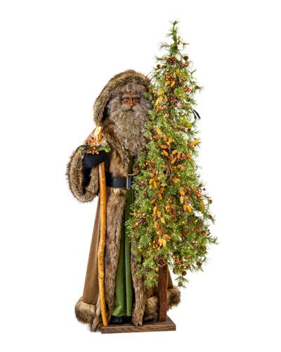 57 Holiday Hops Black Santa