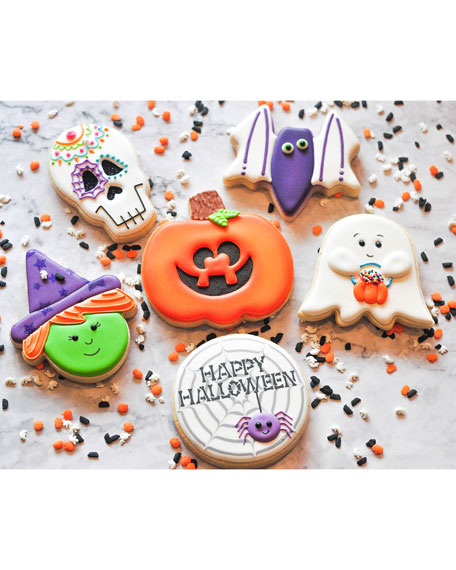 Great One Cookie Company Halloween Sugar Cookies