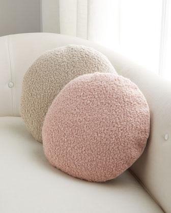 Baluchi Round Pillow
