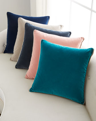 Varese Velvet Pillow