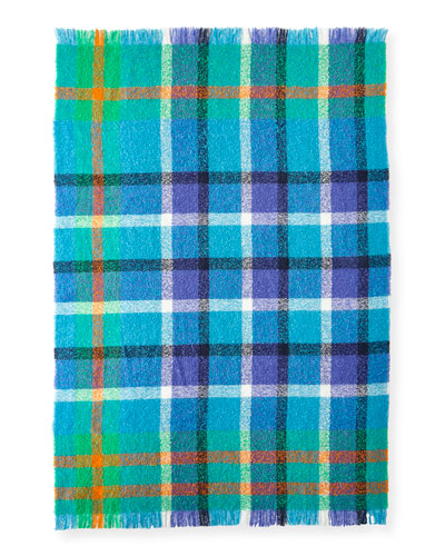 Langton Cobalt Throw