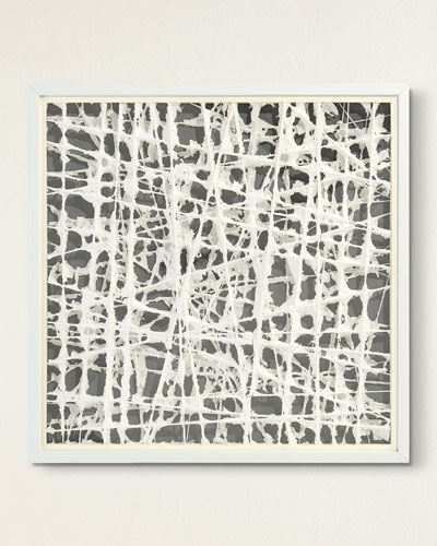 Intersected Wall Art
