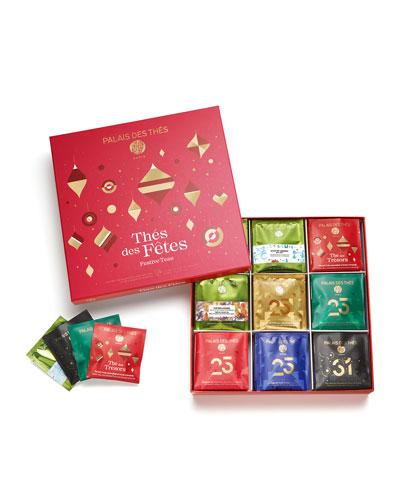 Festive Teas Holiday Gift Box